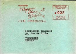 Ema Havas M 1963  Chaussures L'agneau Blanc Et Delphina Usine Cuir Animaux 26 Romans  C33/11 - Otros