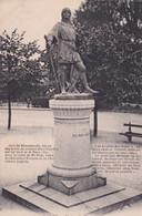 Dinan    Statue De Beaumanoir - Dinan
