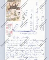 TAIWAN - 1972, Michel 872 Hund - Himmelslöwe, AK-Einzelfrankatur - Briefe U. Dokumente
