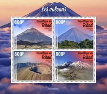 Chad  2020   Volcanoes  S202010 - Chad (1960-...)