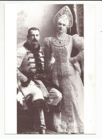 Prince Félix Youssoupov,Comte Soumakorov-Elston Et Sa Femme Née Princesse Zénaîda Youssoupov-La Mascarade De L'Ermitage - Russland
