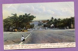 Afrique Mozambique Lourenco Marques Delagoa Bay Avenida Paiva Manso 1906 - Cornée En Haut A Gauche - - Mozambique