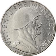 Monnaie, Albania, Vittorio Emanuele III, 0.20 Lek, 1941, Rome, TTB+, Stainless - Albanien