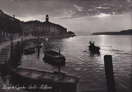 Lago Di Garda - Salò - Riflessi Viaggiata 1955 - Brescia
