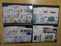 Bund Jahrgänge 1995-99 Postfrisch Komplett (16146) - Nuevos