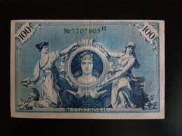 GERMANY / ALEMANGNE. 100 Mark. 7/2/1908. - 100 Mark