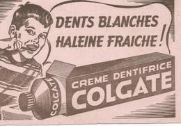 XX  // French Old Blotting / Blotter // à Saisir Achat Immédiat @ Buvard Ancien Dent Dentifrice Dentaire Pate  Enfant - D