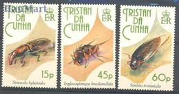 Tristan Da Cunha 1993 Mi 534-536 MNH ( ZS6 TDC534-536 ) - Andere