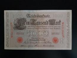 Allemagne - Germany 1000 Mark 21/4/1910 - 1000 Mark