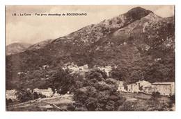 2A CORSE DU SUD - Vue Prise Descendant De BOCOGNANO - Autres Communes