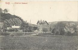 Tilff - Hôtel De Sainval  ----  Esneux 1908 - Esneux