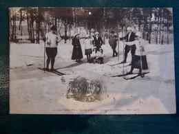 70- Sports D'Hiver Groupe De Skieurs - Cauterets