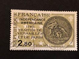 Timbre 2285 Indépendance Americaine U.S.A.  Oblitéré - Usados