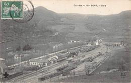 Corrèze - Bort, La Gare + Trains - Unclassified