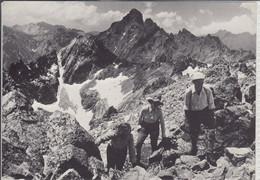 CORSE - Le Massif Du Cinto, Paglia Orba Vue De L'antécime W Du Monte Cinto - Zonder Classificatie