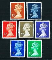 Gran Bretaña Nº 1477/83 Nuevo - Unused Stamps