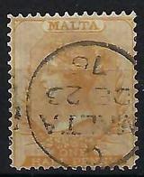 MALTE: Le  Y&T 3 Obl. CAD - Malte (...-1964)
