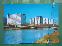 KOV 3-1 - SKOPJE, MACEDONIA, PONT, BRIDGE, BUS, AUTOBUS, HOTEL - Macedonia