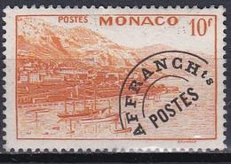 Monaco Préoblitéré 1943-51 YT 5 Neuf - Preobliterati