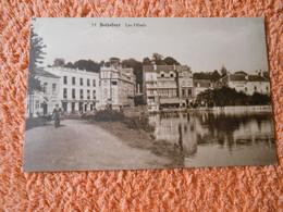 Cpa Watermael Watermaal Boitsfort Bosvoorde Les Hôtels - Watermael-Boitsfort - Watermaal-Bosvoorde