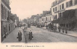 29-CONCARNEAU-N°T2639-E/0085 - Concarneau