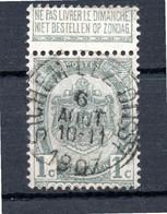 Belgie - Belgique - Sichem Lez Diest - 1893-1900 Thin Beard