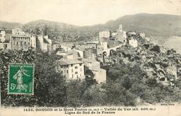 VILLAGE DE BONSON VUE GENERALE - Other Municipalities
