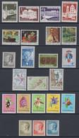 1975 ** Luxemburg (sans Charn., MNH, Postfrish) Complete   Mi 899/21   Yv 849/71  (23v) - Años Completos