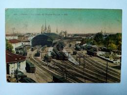 DIJON - La Gare De Dijon-Ville. - Dijon