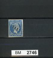 BM2746, Griechenland, O, 13 II, Hermeskopf Groß, RST 111 - Gebruikt