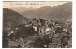 2A CORSE DU SUD - SAINTE LUCIE DE TALLANO Vue Générale - Autres Communes