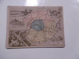 D 93 - Saint Denis, Longchamps, Vincennes, Sceau, Créteil, Drancy, Colombes, Bagnolet, Rungis, Antony, Villejuif, Rosny - Andere Gemeenten