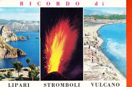 21-2135 ISOLE EOLIE MESSINA - Messina