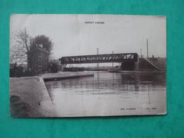 BONDY - Canal Ourcq - Le Nouveau Pont - Bondy