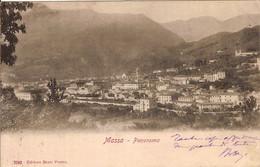 (C).Massa.Panorama.F.to Piccolo.Viaggiata (c17) - Massa
