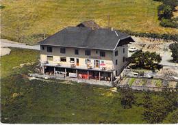 74 - MONTMIN : Hotel Restaurant AU CHARDON BLEU - Jolie CPSM Village (305 H) Grand Format - Haute Savoie - Other Municipalities