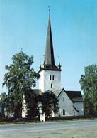 1 AK Norwegen * Die Ringsaker-Kirche - Mitte Des 12. Jahrhunderts Erbaut * - Norway