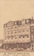 LIEGE /  HOTEL DU CHEMIN DE FER - Luik