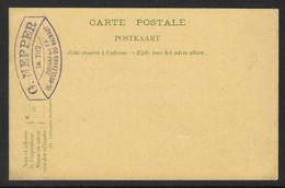 Carte Postale Nr 41 Doch Zonder Ingedrukte Zegel - Postcards [1871-09]