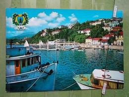KOV 5-5 - HERCEG NOVI, HERCEGNOVI, MONTENEGRO, SHIP, BATEAU, WATER POLO BASEN - Montenegro