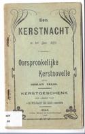 1903 EEN KERSTNACHT IN HET JAAR 1870 DE WELVAART VAN ZELE GUERRE  2e EMPIRE PRUSSIENS BAZAINE SEDAN 104e METZ MILITAIR - Geschichte