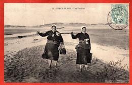 68.BERCK-PLAGE - Les Verrières. - Berck
