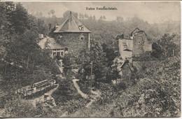 REF2609/CP-PC Schlossruine Reinhardstein Hautes Fagnes Environs De Robertville Commune De Waimes-Weismes C.Malmedy - Waimes - Weismes