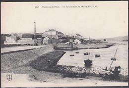 29   Environs De BREST   Lot De 2 CPA   La Pyrotechnie De SAINT-NICOLAS  Et KERHUON  L'écluse - Brest