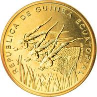 Monnaie, Equatorial Guinea, 5 Francos, 1985, Paris, ESSAI, FDC, Aluminum-Bronze - Equatorial Guinea