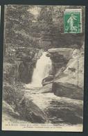 N° 6 - Bourganeuf ( Creuse ) Sur La Maulde - Chute De 15 Mètres Usine Hydro-électrique  -  Lap 63 - Bourganeuf