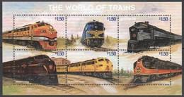 Grenade Trains MNH - Trains