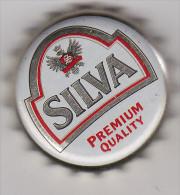 Romania Beer Cap - Silva - Bier