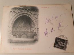 46 CAHORS PORTAIL NORD CATHEDRALE PRECURSEUR - Cahors