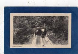 FOUG LE TUNNEL (SORTIE D'UN TRAIN) - Foug